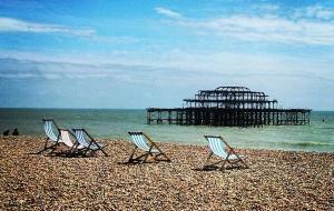 英格兰娱乐-布莱顿海滩