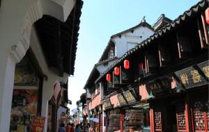 上海美食-七宝老街(七宝镇步行街)