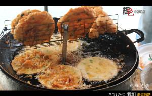 北海美食-李姨虾饼店