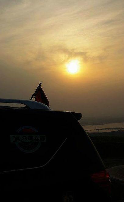 """周末游览内蒙古乌海""""甘德尔山生态文明景区"""""""