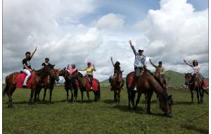 【鄂尔多斯图片】内蒙古呼伦贝尔大草原游牧文化体验之旅