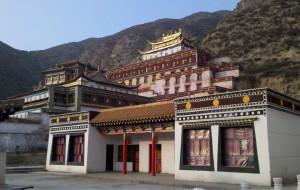 【武威图片】带你重新了解甘肃,走进甘肃的天堂~天堂寺~马牙雪山