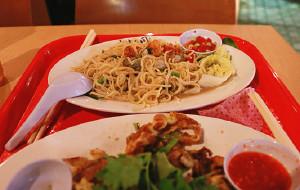 马来西亚美食-十号胡同