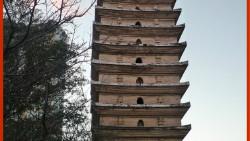 昆明景点-东寺塔