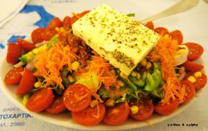 圣托里尼美食-章鱼餐厅
