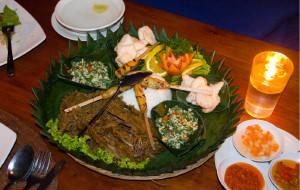 巴厘岛美食-Laka Leke Restaurant