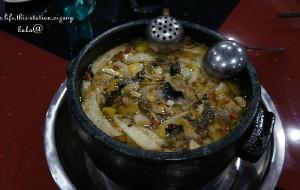 林芝美食-石锅鸡