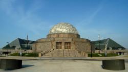 芝加哥景点-阿德勒天文馆(Adler Planetarium)