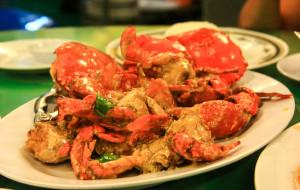 马来西亚美食-大茄来海鲜餐厅(亚洲城店)