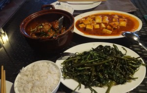 斯里兰卡美食-竹园饭店