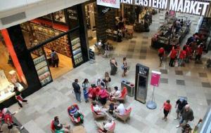 英国购物-Westfield London 购物中心