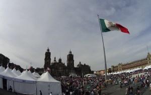【墨西哥城图片】墨西哥8天吐嘈游之1--墨西哥城