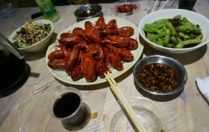湖北美食-靓靓蒸虾(雪松路总店)