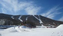 哈尔滨娱乐-亚布力滑雪旅游度假区(Yabuli ski resort)