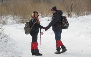 【五常图片】南方姑娘的东北攻略——哈尔滨,雪谷