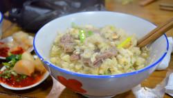 西安美食-老刘家泡馍(庙后街店)