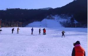 山西娱乐-神农滑雪场