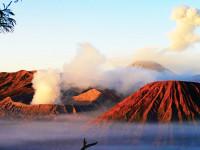 布罗莫火山