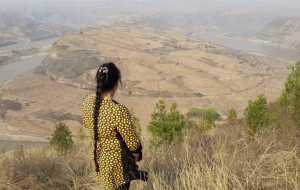 【延川图片】乾坤湾,延川黄河蛇曲国家地质公园