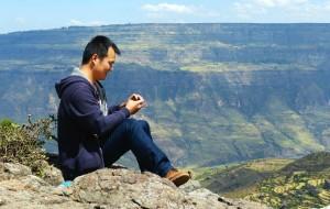【埃塞俄比亚图片】在埃塞俄比亚的一天(续二)东非大裂谷