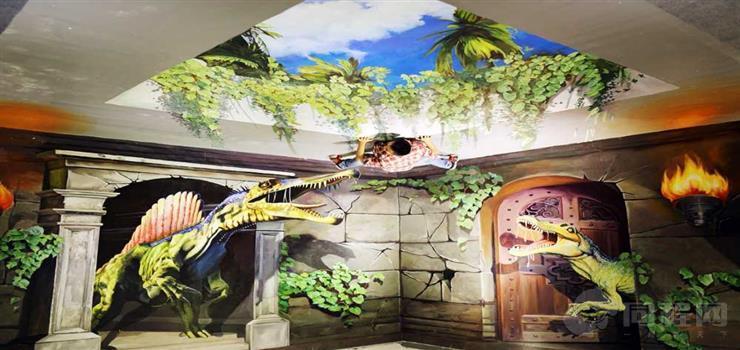 香港MAG环球3D魔幻馆(亚洲巡展西安站)