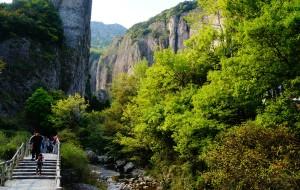【雁荡山图片】踏青之旅--雁荡山