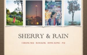 """【拜县图片】此情可""""泰""""成追忆——Sherry&Rain【萨瓦嘀大咖,一起来""""拜""""年】(清迈+Pai拜县+曼谷+香港8日)"""