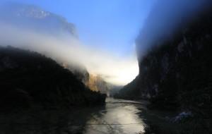 【怒江图片】11月的怒江,神奇的雾~