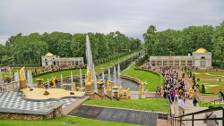 圣彼得堡景点-夏花园(Summer Garden)