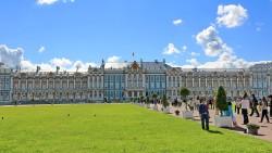 圣彼得堡景点-叶卡捷琳娜宫(The Catherine Palace)