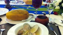 盘锦美食-生态酒店餐厅
