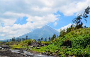 【黎牙实比图片】菲律宾黎牙实比 去看世界上最完美的火山日落