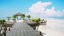 仙本那景点-卡帕莱岛(Kapalai Island)