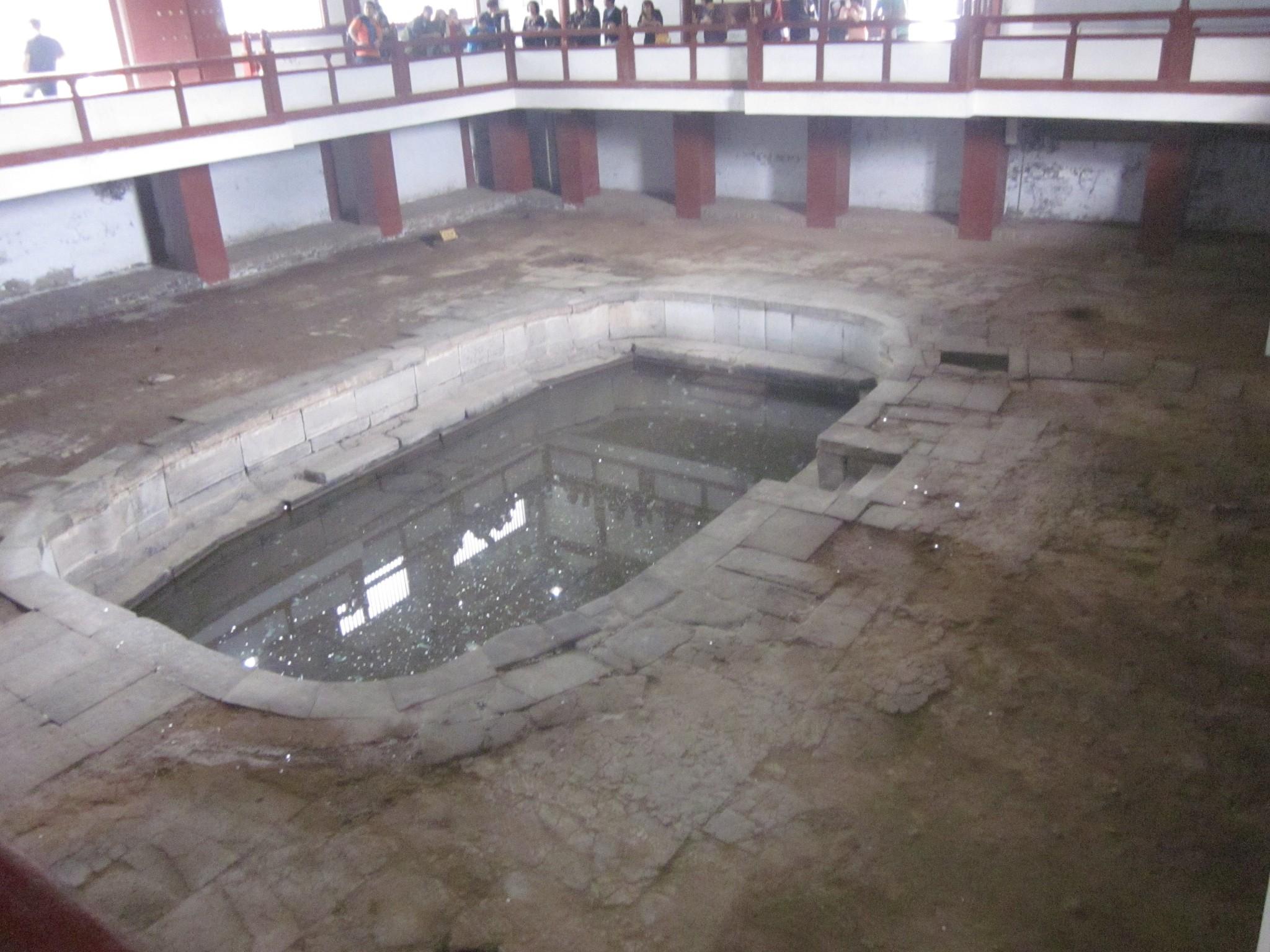 china Xian huaqingchi