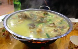 神农架美食-粗茶淡饭