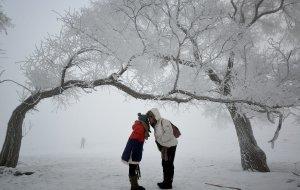【长白山图片】關東抓影(冬季篇)—长白山—雪乡—雾淞岛