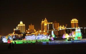 【满洲里图片】第十六届中俄蒙国际冰雪节——中国·满洲里