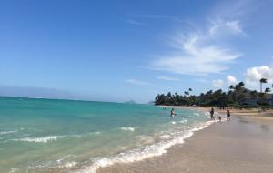 夏威夷娱乐-拉尼凯海滩