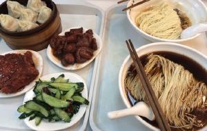常州美食-银丝面馆(麻巷店)
