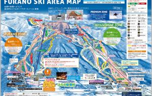 【富良野图片】《分享》北海道富良野滑雪场资讯~
