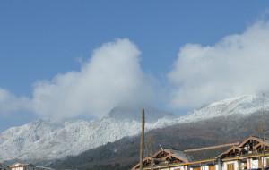 【神木图片】弥补遗憾,冬季神木垒看雪