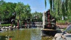 兰州景点-水车博览园