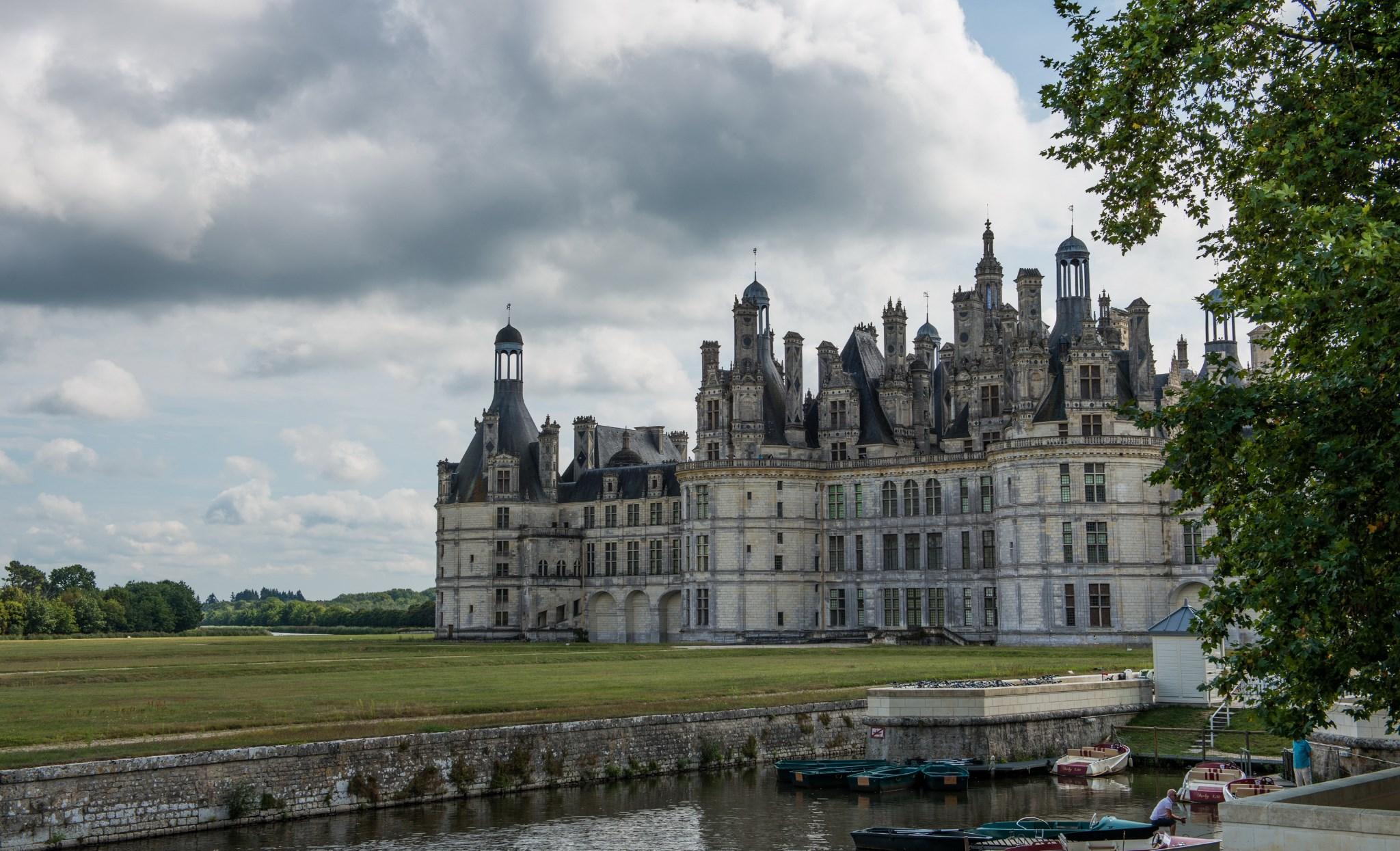 说说欧洲那些美丽的古城堡图片