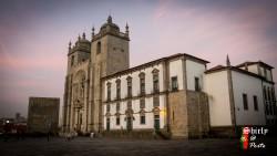 波尔图景点-波尔图主教堂(Porto Cathedral)