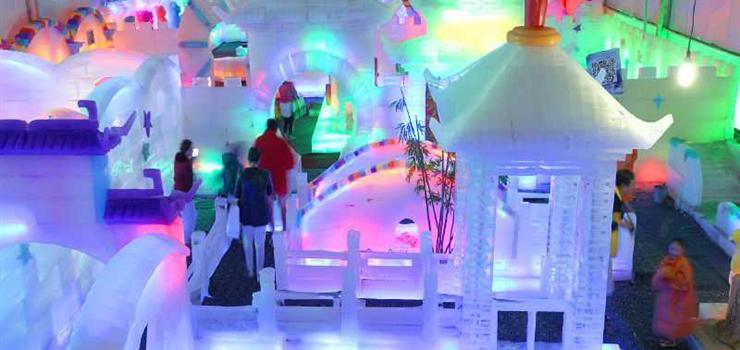 杭州黄龙极速冰雪世界