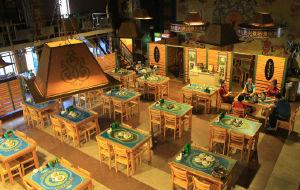 呼和浩特美食-格日勒阿妈奶茶馆(锡林北路店)