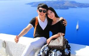 【圣托里尼图片】《与爱同行 漫步欧洲》——法国、瑞士、希腊超详细18日浪漫自由行游记