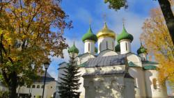 莫斯科景点-尤希米乌救世主修道院(Savior Monastery of St. Euthymius)
