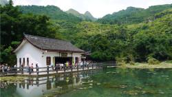 黄果树瀑布景区景点-天星湖(高老庄)