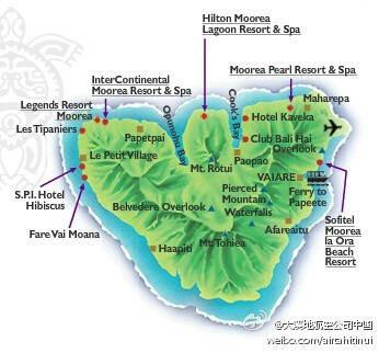 选择酒店非常重要,四季酒店,瑞吉酒店和洲际泰拉索都是在外岛,需要
